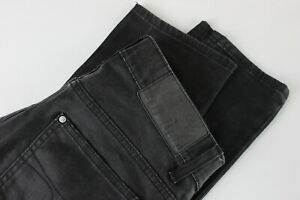 TIGER OF SWEDEN / Jeans IGGY WAX Men's W31/L34 Stretchy Slim Black Jeans 33266_G