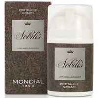 Mondial 1908 Nobilis Pre Shave Cream For Sensitive Skin Close Shave