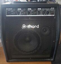 More details for chord kb-40 keyboard amplifier