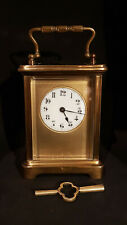 Pendule d'Officier -  pendulette de voyage - carriage clock