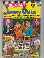 80 Pg Giant JIMMY OLSEN #95 DC 1966 G