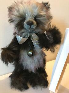 Charlie Bears 2017 ~ANNIVERSARY VINCENT~ L/Ed. Mohair. Exceptional Little Cutie!