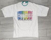Vintage Gettysburg Pennsylvania T Shirt Size Adult Large