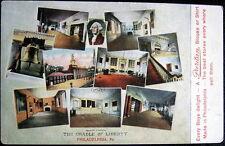 Philadelphia Pa~1900 The Cradle Of Liberty~ Puritan Blouse & Shirt Ad Postcard