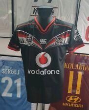 Jersey Shirt Rugby 13 XIII New Zealand Warriors M 2016