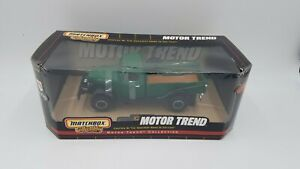 Matchbox Collectibles - Motor Trend - 1:24 - 1946 Dodge Power Wagon - Sealed!