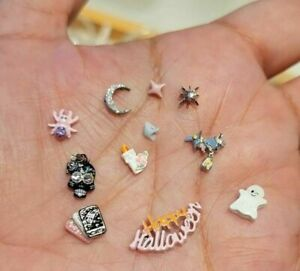Origami Owl Halloween 2021Charms Free Shipping