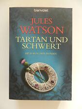 Jules Watson Tartan und Schwert Historischer Roman Blanvalet