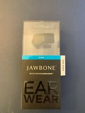Jawbone Icon Hero Bluetooth Headset with Wall Charger, Usb, earbuds, user guide