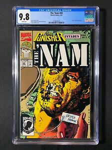 The 'Nam #69 CGC 9.8 (1992) - Punisher invades The 'Nam - Part 3 of 3