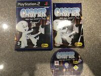playstation 2 Ps2 Casper And The Ghostly Trio