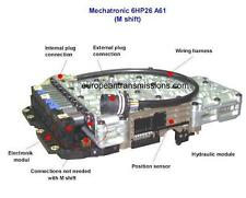 6HP ZF mechatronic unit 6HP19/ 21/ 26/ 28/