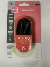 Rca Vh6Hhr Audio Cable (6ft) - Tv, Projector & Home Theater Accessories New