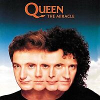 Queen - The Miracle (2011 Remaster: Deluxe Edition) [CD]