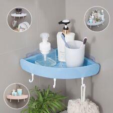 Triangular Bathroom Organizer Shower Caddy Storage Holder Rack Shelf Bath Corner