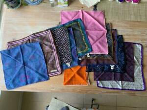 PETER MILLAR Men's Imported Brand New Pocket Squares Handkerchief NWOT $69