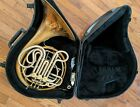 Conn 8D Double French Horn, Lacquer Removed, Excellent Condition