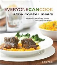 Everyone Can Cook Slow Cooker Meals-ExLibrary
