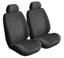 Sitzbezüge Sitzbezug Schonbezüge für Dacia Logan Vordersitze Elegance P4