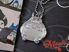 MY NEIGHBOUR TOTORO TOTORO CHARACTER PENDANT NECKLACE STAINLESS STEEL QUALITY!!!
