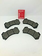 15-20 Dodge Challenger Charger New Front Brake Pads Pad BR7 RWD 6 Pistons Mopar
