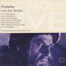Sergey Prokofiev - Ivan the Terrible - CD