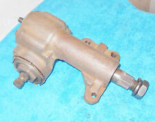 1967 1968 1969 70 Mustang Mach 1 Shelby Cougar ORIG GT M/S P/S STEERING GEAR BOX