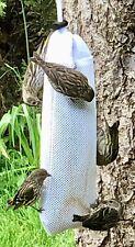 Audubon NYJER SEED/THISTLE SOCK Bird Feeder FINCHES/SISKINS & More NYLON/Nice!!