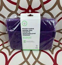 "Belkin 12"" Microsoft Surface Pocket Protective Sleeve - Purple"