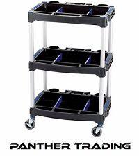 Draper 3 nivel herramienta almacenamiento carro Paddock Carro/Estantería Taller - 04612