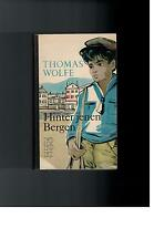 Thomas Wolfe - Hinter jenen Bergen - 1956