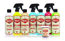 Golden Shine Car Care Products 8-Item Essentials Auto Detailing Kit Premium Wax