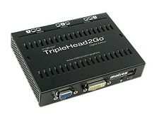 Matrox T2G-D3D-IF TripleHead2Go Digital Edition External Graphics eXpansion Mod