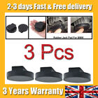 3pcs For BMW 1 2 4 Rubber Jacking Jack Pad Adaptor Tool Sill Damage Protector