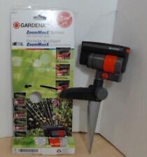 NEW OPEN BOX Gardena 38124 ZoomMaxx Oscillating Sprinkler w Metal Step Spike $52