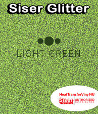 "Siser Glitter Heat Transfer Vinyl 20"" - 'Mix It Up' Available *FREE SHIPPING*"
