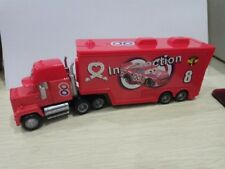 Disney Pixar Cars 3 No.00 Mack Racer's Truck Toy Car 1:55 Loose New