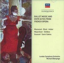 Richard Bonynge - Ballet Music & Entr Actes from [New CD] France - Import