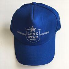 Lone Star Light Beer Snapback Baseball Cap Hat Patch Trucker Mesh