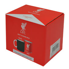 Liverpool Mug Heat Changing Cup Gradient Gift Box New Official Licensed Product