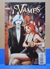 VAMPS Volume 1 #3 of 6 1994/95 Vertigo/DC 9.0 VF/NM Uncertified BRIAN BOLLAND-c