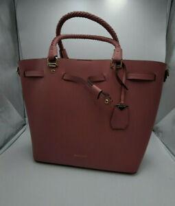 NWT New Michael Kors Medium Bucket Blakely Bag Rose Pink
