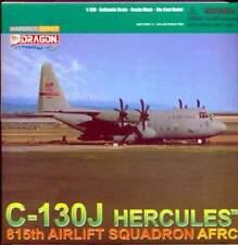 DRAGON WINGS C-130J HERCULES FLYING JENNIS 1:400 Diecast Plane Model 55719