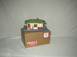 NEW ITEM! REPRO AMERICAN FLYER 755 TALKING STATION BOX ONLY NO STATION