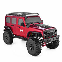 RGT 1:10 Scale RC Car 4WD Off Road Monster Truck Rock Crawler  EX86100Plus CA