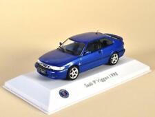 """Saab 9³ Viggen Baujahr 1998 Serie """"Saab Car Museum"""" M = 1:43 von Atlas"""