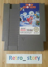 Nintendo NES Snow Brothers PAL