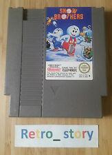 Nintendo NES Snow Brothers PAL