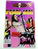 HARD ROCK COMICS (1992) #8 PEARL JAM + SOUNDGARDEN Newsstand/UPC VF Ships FREE!