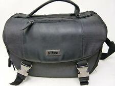 Nikon Deluxe Digital SLR Camera Case #17001 (Black)-Used